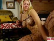 Big tits milf sex with cumshot 2