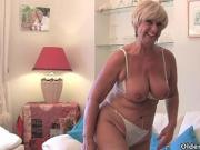 An older woman means a lot of naughty fun part 89