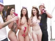 Trample party and private orgy New Years Eve Party