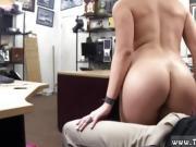 Big black cock tight white pussy and cumshot backwards Stripp