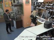 Czech Pawn Shop - Brunette Girl Likes to Swallow