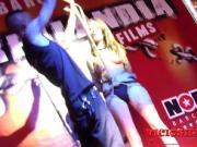 Live shibari show by Jordi Lucena & Alexa Nasha at SEB 2016