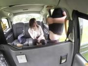 Babe Betty Foxxx backseat missionary sex