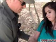 Black police teen Pale Cutie Banging on the Border