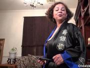 An older woman means a lot of naughty fun part 9
