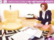 VR PORN - Scully's masturbation in SEX FILES