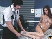 Gia Dimarco fucked after massage