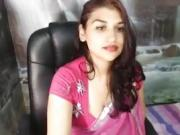 Sexy indian cam girl nandani on hotcamgirls . in