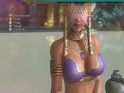 3D Busty Animated Princess Sex Lake