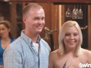 Darrell and Nikki head to their first swingers party
