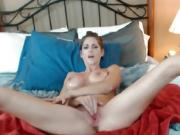 Hot Naughty Big-Titted Whore Fucked Herself With Her Sextoy