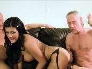 Sexy Amanda Black Get Banging With Bigcocks And Cumshot