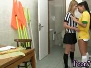 Bad ass lesbian vampire xxx Brazilian player poking the