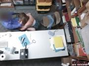 Amateur brunette spy cam hot handjob act