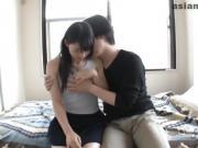 Teen Japanese couple like hardcore sex Part 2 on Asianteenx
