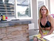 India Summers seduces and fucks with stepson