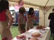 Cake contest turns into fuck fest for British housewives