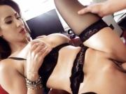 Hot Vixen Isis Love Gets Impaled By Her Driver