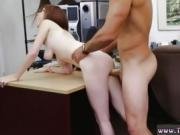 Hard tied anal xxx Jenny Gets Her Ass Pounded At The Pawn Sho