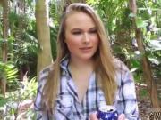 Teen anal bottle Backwoods Bartering