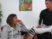 Sexy Teen Mariah Gets Fingered By Her BF