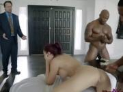 Hoe Monique Alexander Gets Caught Cheating By Husband