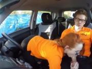 Ella Hughes getting fucked by instructor
