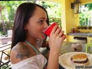 Small teen glasses Holly Hendrix Has Some Fun With Her Dad's