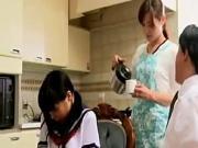 Pornalldaydotcom - Japanese Parents Were Forced To Watch Thei