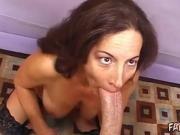 Busty Milf Gets Fucked From Behind