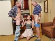 Old man plays with girls ass and girl old movie galleries xx