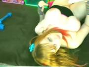 Cute Amateur Whore Using Toys On Webcam