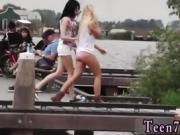 Teen pink nipples hd A horny boat trip