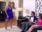 Cutie couples Cece n Markus threesome