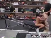 Huge tits agent Muscular Chick Spreads Eagle For Cash!