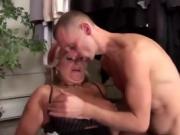 Grandma fucked really hard.