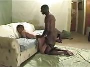 My cuckold wife Jenny creamed by black buddy