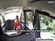 Kinky Daphne Receives Hammered in Doggystyle by The Pervy Driver