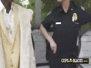 Dumb Pimp is Coerced Into Doggystyling Horny Milf Fbi