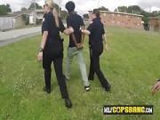 Three Authorities Hunting For Black-bull Penis