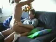 Belgian Couple Has Sex On The Sofa