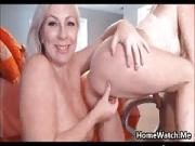 Lesbo Milf Babes Fucking And Blowing