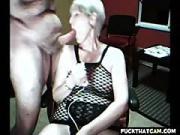 Grandma & Granpa on Nasty Webcam Show