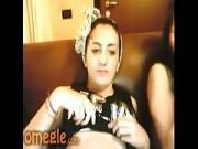 3 girls playin omegle game