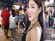 Sexy Ladyboy Nadia Picked Up In Public