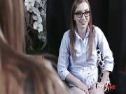 Gracie And Rachael Have Hot Lesbo Lovemaking