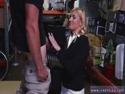 Hot Milf poked At The PawnSHop