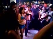Drunk Girl Gets Naked