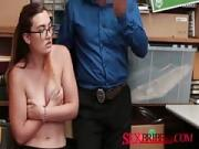 Nerdy Teen With Small Boobs is About to Lose Virginity