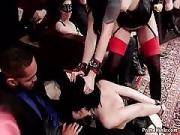 Slaves Ass-sex Fucking in The Upper Floor